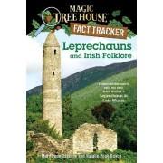 Magic Tree House Fact Tracker #21 Leprechauns and Irish Folklore by Mary Pope Osborne