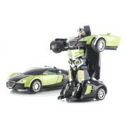 G21 R/C robot Green King játékrobot