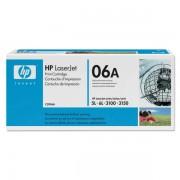 TONER ORIGINAL HP C3906A BLACK