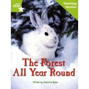 Fantastic Forest Green Level Non-Fiction by Catherine Baker