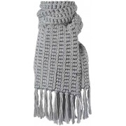 Aiko Scarf (szary, heather grey)