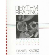 Rhythm Reading by Daniel Kazez