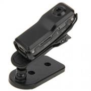 MD80++ Pocket 720*480 Pixels Digital Video Camera Camcorder Mini Metal DV 72 Degrees Viewing Angle Support Voice Control