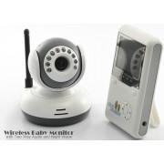 Babyphone sans fil avec son et vision nocturne
