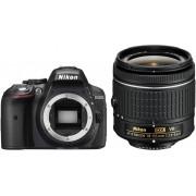NIKON D5300 + 18-55mm AF-P VR Preta