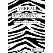 Verbal Reasoning: Multiple Choice Version bk. 1 by Mary Walsh