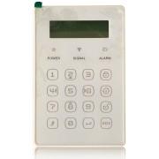 Tastiera aggiuntiva wireless per sistema di allarme