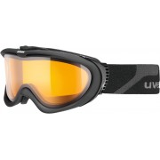 UVEX comanche LGL Gogle czarny Gogle narciarskie