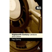 Eighteenth-century Literature and Culture by Paul Goring