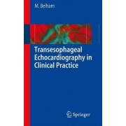 Transesophageal Echocardiography in Clinical Practice by Mark Belham