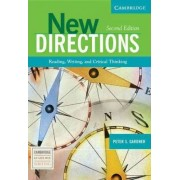 New Directions by Peter S. Gardner