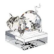 Swarovski 1047431 'Pig' Crystal Figurine