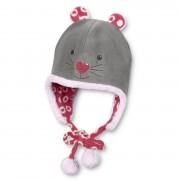 Kuschel Wintermütze Mütze Tiermotive Mabel die Maus STERNTALER WINTER 4511483