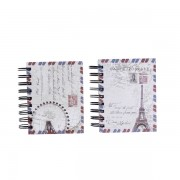 Libreta de notas diseño Travel