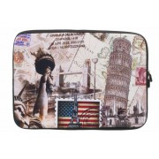 Universele travel design sleeve 15 inch