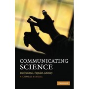 Communicating Science by Nicholas Russell