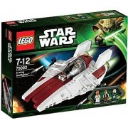 LEGO Star WarsTM Return of the Jedi A-Wing Starfighter w/ 3 Minifigures | 75003
