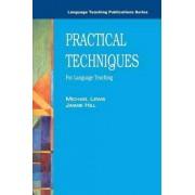 Practical Techniques by Michael Lewis