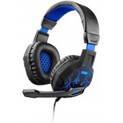 Casti Stereo cu microfon Yenkee YHP 3020 AMBUSH Gaming (Negru)