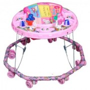 Brats N Angels Baby Walker-Pink