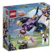 Конструктор ЛЕГО Супер Хироу Гърлс - Батгърл – преследване с Батджет, LEGO DC Super Hero Girls, 41230