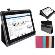Folding hoesje voor 9 inch tablets, wit , merk i12Cover