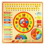 CALENDAR LUNI, ZILE, DATA SI ORA (BJ526)