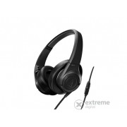 Casti Audio-technica ATH-AX3iS, negru
