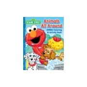 Sesame Street Coloring & Activity Book (Cover Art and Activities vary)