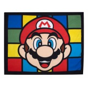 Super Mario Nintendo fleece deken