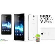Sony Xperia V White. Fri Frakt!