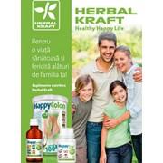 BHK - Broșură prezentare suplimente nutritive Herbal Kraft
