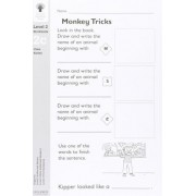 Oxford Reading Tree: Level 2: Workbooks: Workbook 2c (Pack of 30) by Clare Kirtley