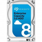 Hard disk server Seagate Enterprise Capacity 8TB SAS 3.5 inch 7200rpm 256MB