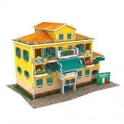 cubicfun 3d Puzzle Italy - Folk House