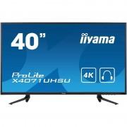 Monitor LED Iiyama X4071UHSU-B1 39.5 inch 3ms Black