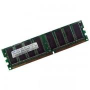 Ram Barrette Mémoire SAMSUNG 1Go DDR PC-3200 400MHz M368L2923DUN-CCC Unbuffered
