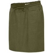 MAMA.LICIOUS Woven Maternity Skirt, Short Kvinna Grön