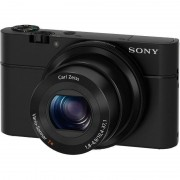 Aparat foto Sony Cyber-shot DCS-RX100 II 20.2 Mpx zoom optic 3.6x Negru