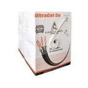 BOBINA UTP CAT.5E CONDUMEX ULTRACAT (CM)/24 AWG/COBRE/ 305 MTS/CUBIERTA PVC RETARDANTE A LA FLAMA/ GRIS