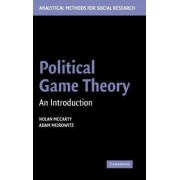 Political Game Theory by Nolan McCarty