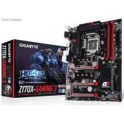 Gigabyte ga-Z170X-Gaming3 Z170 chipset LGA 1151 (Skylake) Motherboard