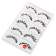 rosegal Exaggerated Eye Tail Lengthening Thick Reusable Fake Eyelashes