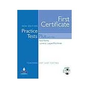 First Certificate Practice Tests Plus with Key and iTests