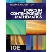 Topics in Contemporary Mathematics by Jack R. Britton