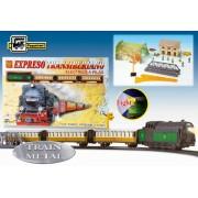 Trenulet electric calatori Expresul Transiberian