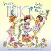 Fancy Nancy: Spring Fashion Fling by Jane O'Connor