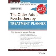 The Older Adult Psychotherapy Treatment Planner, with DSM-5 Updates by Deborah W. Frazer