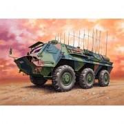 Maquette Véhicule Militaire : Tpz 1 Fuchs Eloka Hummel / Abc Spürpanzer-Revell