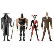 DC Universe Justice League Unlimited Exclusive Action Figure 4-Pack Gotham City Criminals